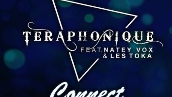Teraphonique feat. Natey Vox & Les Toka - Connect (Original Mix), new deep house music, afro deep house sounds, deep tech house, south african deep house music 2018
