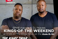 SPHEctacula & DJ Naves - Kings Of The Weekend House Mix November 2018