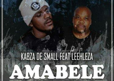 Kabza De Small feat. Leehleza - Amabele Shaya (Original Mix)