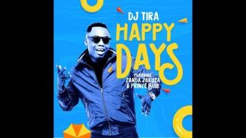 DJ Tira - Happy Days ft. Zanda Zakuza (Official Video) Afro House King Afro House, Gqom, Deep House, Soulful