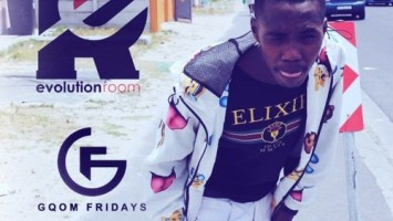 GqomFridays Mix Vol.97 (Mixed By Dj Toolz)