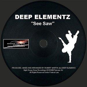 Deep Elementz - See Saw (Original Mix)