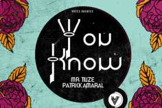 Mr. Tiuze feat. Patrick Amaral - You Know (Original Mix), novas musicas de afro house, angolan afro house music