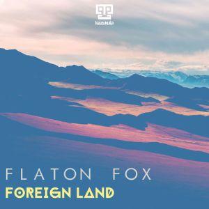 Flaton Fox - Foreign Land EP, angola musica de afro house, novos afro house 2018, latest afro house songs