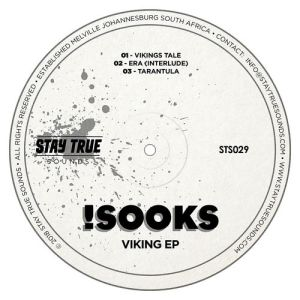 !Sooks - Viking EP - afro deep house, deep house 2018 download, south african deep house music, download latest sa deep house sounds, afro house music download mp3 for free