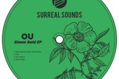 OU - Simon Said EP, south african deep house, deep house 2018