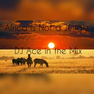 DJ Ace - Africa is Not a Jungle Mix, afro house mix, deep house mix, house mixtapes, dj live mix