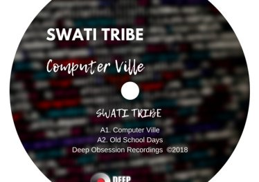 Swati Tribe - Computer Ville (Original Mix), latest afro house music, afro house 2019, deep house music, deep tech, new afro house music, south african house songs, afro house download dmp3