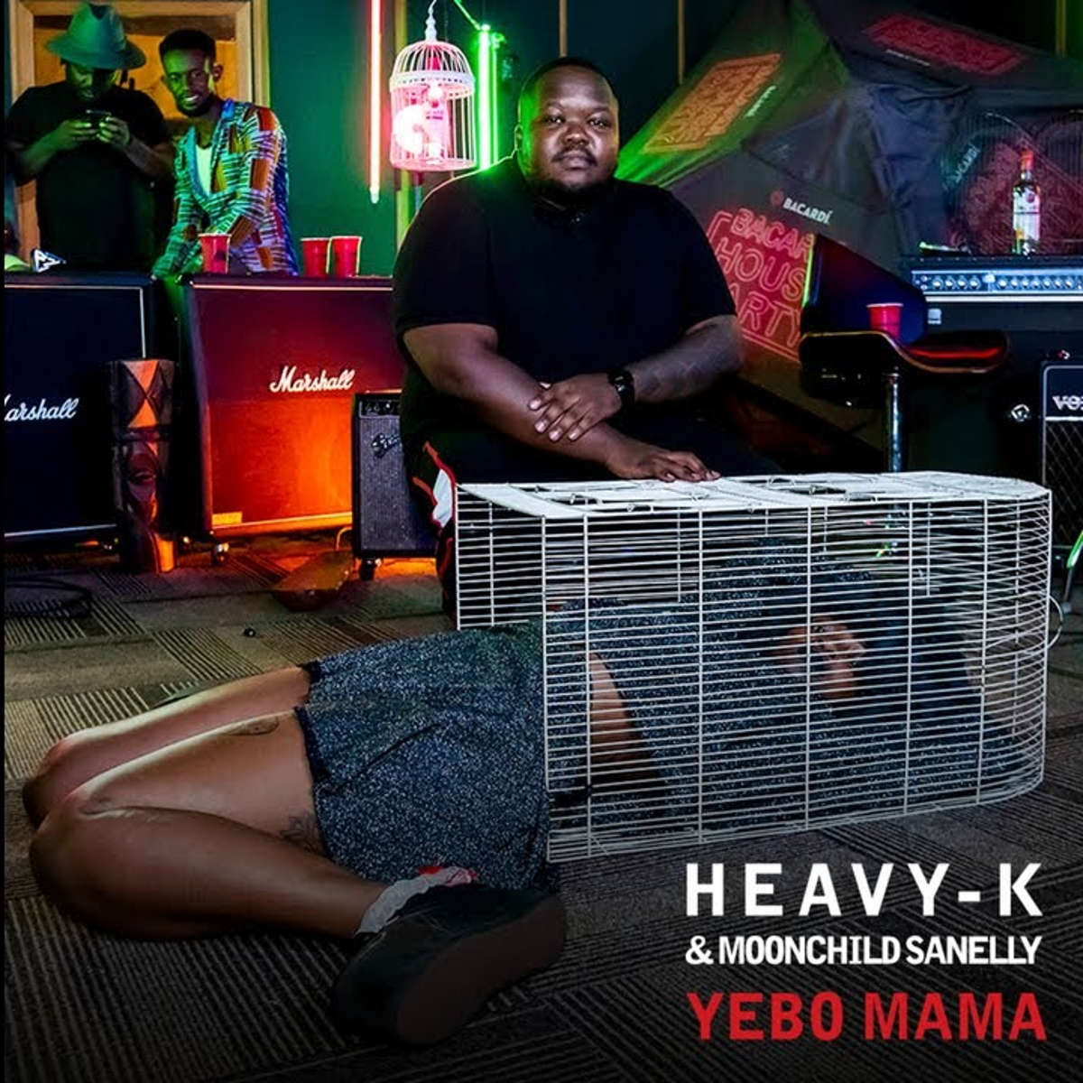Heavy K & Moonchild Sanelly - Yebo Mama