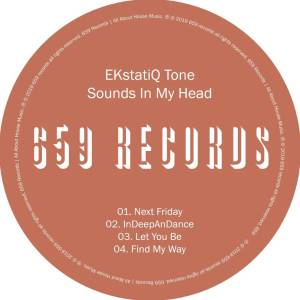 EKstatiQ Tone - Sounds In My Head EP, latest house music, deep house tracks, house music download, DEEP house sounds, afro house music, new house music south africa, afro deep house african house music, soulful house, deep house datafilehost,
