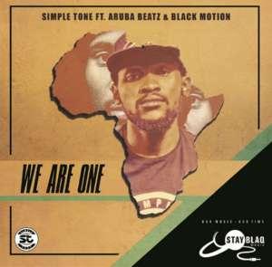 Simple Tone feat. Aruba Beatz & Black Motion - We Are One (Main mix)