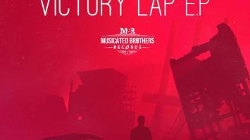 K-Tone SA - Victory Lap E.P