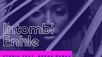 VTonic feat. Brega'Ranks - Intombi Enhle (Original Mix), latest afro house music, new south africaa house music, afro house mp3 download