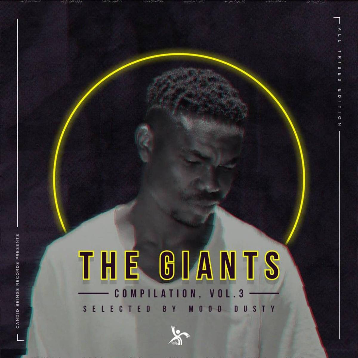 The Giants Compilation, Vol. 3 - Selected By Mood Dusty (All Tribes Edition)