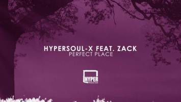 HyperSOUL-X feat. Zack - Perfect Place (Afro HT), house music download, latest afro house music, new house music south africa, afro deep house, tribal house music, best house music, african house music,