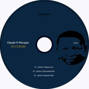 Claude-9 Morupisi - Syntrum EP