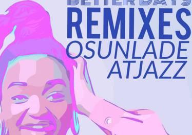 Pascal Morais Ft. Thoko - Better Days (Atjazz Astro Remix), new soulful house music, soulful music 2019, sa house music download