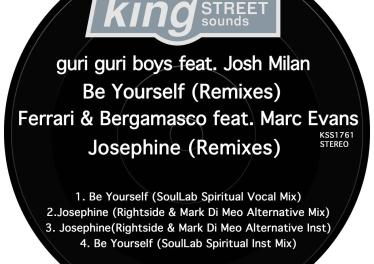 Guri Guri Boys - Be Yourself (SoulLab Spiritual Vocal Mix)