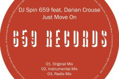 Dj Spin 659 feat. Darian Crouse - Just Move On