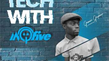 InQfive - Tech With InQfive [Part 17]. afro tech house, datafilehost house music, new house music download, south african afro house songs, deeptech, afrohouse 2019 mp3, house mix, afromix, afro house mixtapes