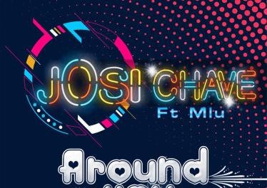 Josi Chave - Around You (feat. Mlu), african house music, za music, south african afro house music, new afrohouse songs mp3 download
