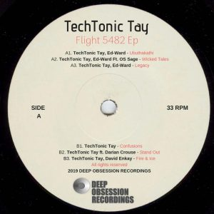 TechTonic Tay feat. Ed-Ward & OS Sage - Wicked Tales , deep house music, deep house sounds, new deep house music, sa deep house, afrodeep, afro music, deep house 2019, house music download, mp3 download free, south african house music