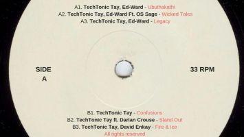 TechTonic Tay & Ed-Ward - Ubuthakathi (Original Mix), deep house music, deep house sounds, new deep house music, sa deep house, afrodeep, afro music, deep house 2019, house music download, mp3 download free, south african house music