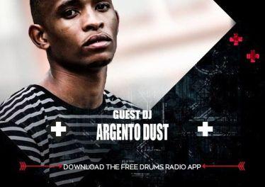 Argento Dust - The Commute Drums Radio Show #EP14 (PART 2)