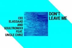 Cee ElAssaad & Soultronixx - Don't Leave Me (feat. Unqle Chriz)