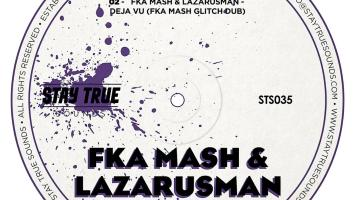 Fka Mash & Lazarusman - De Javu (Fka Mash Glitch Dub), deep house music, deephouse, deep house sounds, sa deep house songs