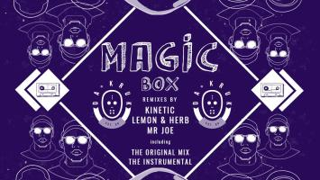 Da Kruk - Magic (Lemon & Herb Remix) [feat. Lili K & Gaba Cannal], new afro house music, afro house 2019, download mp3, house music download, latest sa house music, south african house music, afrohouse songs