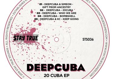 DeepCuba - 20 Cuba EP
