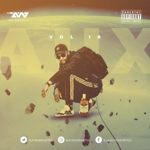 Aux Womdantso - Vol.10 (Gqom Mixtape), gqom mix, dj mix, south african gqom music