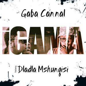 Gaba Cannal - Igama (feat. Dladla Mshunqisi), amapiano songs, amapiano house music, latest sa music, new south african music, afro house, amapiano 2019, sa music