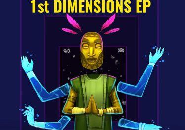 Gary Cooper SA - 1st Dimensions EP