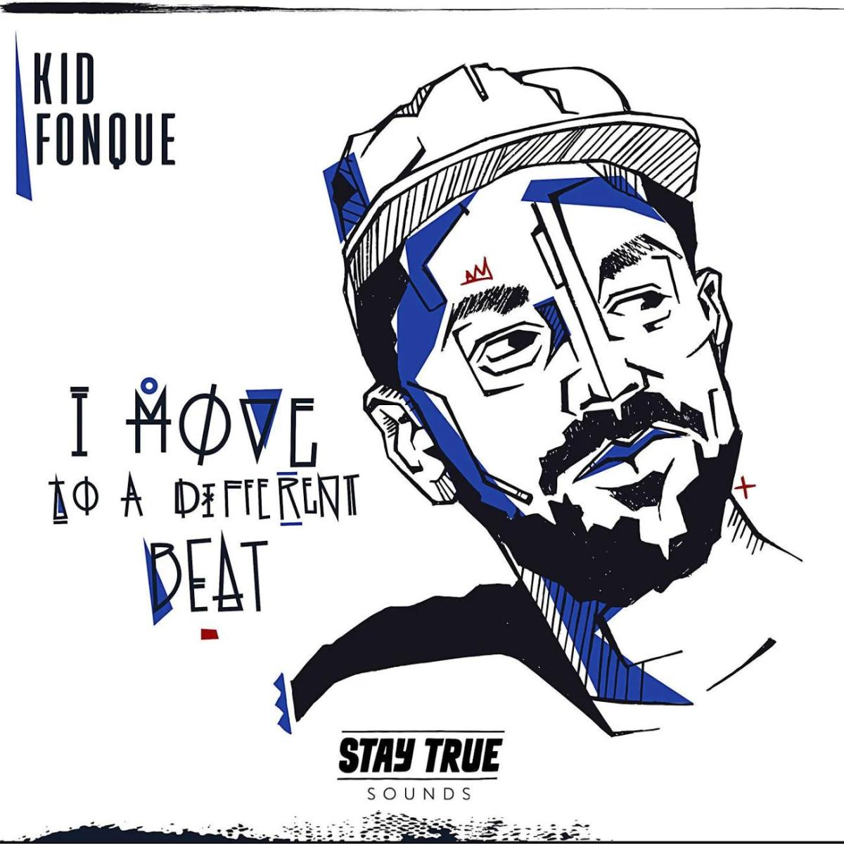 Kid Fonque - I Move To A Different Beat (Album)