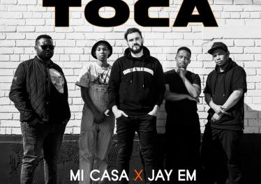 Mi Casa & Jay Em - Toca, dance music, south african house musica, soulful house music, afro soulful