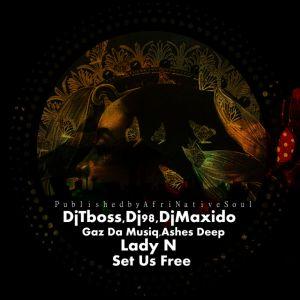 AshesDeep, Dj Tboss, Dj 9.8, Dj Maxido, Gaz Da Musiq & Lady N - Set Us Free