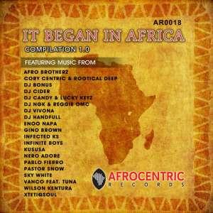Afro Brotherz, Lukza, TRM & Tumi - Zweno Ngwanago