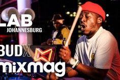 Black Motion - Epic Live Drum Afro House Set In The Lab Johannesburg