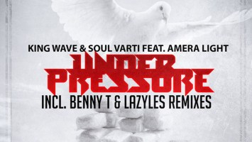 King Wave & Soul Varti Ft. Amera Light - Under Pressure (Benny T Tswana Perspective Dub Mix)