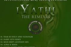 MysticNature ZA & MusiQueTemple - iYathi (Miguel Scott's Tribe Areas Remix)