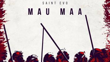 Saint Evo - Mau Maa (Original Mix), new afro house music, afro house 2019, house music download, latest afrohouse, mp3 download