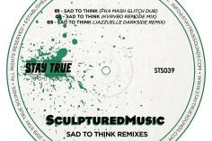 Sculptured Music - Sad To Think (Jazzuelle Darkside Mix), new house music, afro house 2019, deep house, house music download, south african house music, latest sa music, afrohouse songs, afro deep