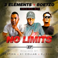 3Elements & Boetzo - No Limits EP