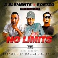 3Elements & Boetzo - No Limits (Deepsen Future Remix)