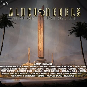 Aluku Rebels - Mysteries of the Sahara Mix