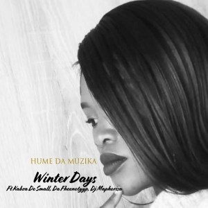 Hume Da Muzika - Winter Days (feat. Kabza De Small, DJ Maphorisa & Da Fheenotyyp), new amapiano music, amapiano 2019, latest amapiano songs, south african amapiano music