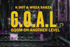 K Dot & Woza Sabza - Tokyo Drift (G.O.A.L)
