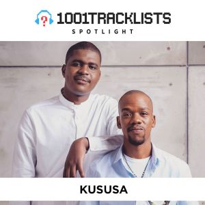 Kususa - 1001Tracklists Spotlight Mix, afromix, afro house mixtape, dj mix